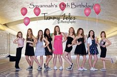 13th birthday party ideas for girls - Google Search