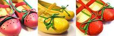 ...e queste ballerine? :)   A quanto pare quest'estate la #frutta farà bene anche al nostro guardaroba: le stampe fruttate saranno un trend da non sottovalutare per i capi di abbigliamento e gli accessori, scarpe comprese!!