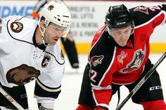 11.11.12 - BEARS vs. Portland - #12 B. Kane.  Photo courtesy of JustSports Photography