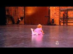 """An adorable moment on this season of """"So You Think You Can Dance"""" of a 2 Year Old Girl Dancing Ballet."""