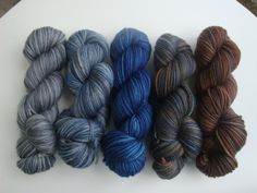 Come as you are Petite Collection - Nirvana | Red Riding Hood Yarns