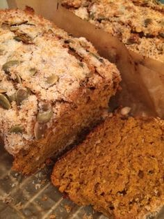 #pumpkin #loaf #baking