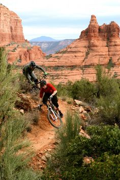 Mountain Bike Sedona, AZ | OTE Sports