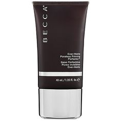 BECCA Ever-Matte Poreless Priming Perfector is a great weapon in the fight against oily skin and makeup meltdown!