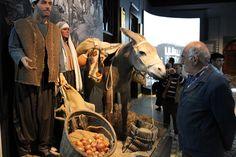 """""""Taş Mektep"""" Milli Mücadele Müzesi oldu. Kayseri Lisesi'nin """"Taş Mektep"""" olarak bilinen tarihi ana binası, Milli Mücadele Müzesi'ne dönüştürülerek ziyarete açıldı"""