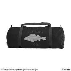 Fishing Gear Gray Fish