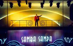 Samba Sampa!