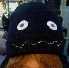 My diy cute winter cap.