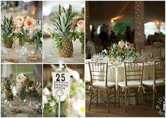 Pineapple-wedding-decor