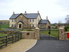 Rehoboth House Front, My House, House Designs Ireland, Two Storey House, Build Your Own House, Property Design, Farmhouse Remodel, Dream House Exterior, House Goals