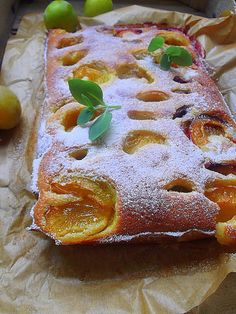plum cake (in serbian)