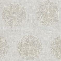 Groundworks Sea Urchin-Ivory / Beige Decor Multipurpose Fabric