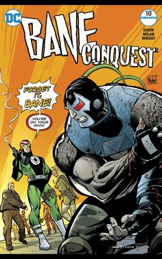 11 Best Bane Conquest (DC Rebirth) images in 2018 | Bane, Dc