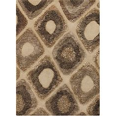 @Overstock - Enhance your home decor with a beautiful Mandara rug Rug adds accents of brown Contemporary rug is made of New Zealand wool and polyesterhttp://www.overstock.com/Home-Garden/Hand-tufted-Brown-Mandara-Rug-49-x-69/4460675/product.html?CID=214117 $140.56