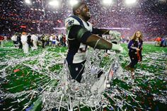 Chandler Jones. Patriots vs. Seahawks: Super Bowl XLIX The New England Patriots take on the Seattle Seahawks in Super Bowl XLIX at University of Phoenix Stadium on Sunday, February 1, 2015.