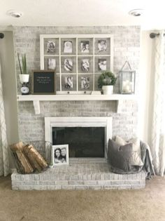 3 Beaming ideas: Small Living Room Remodel With Fireplace living room remodel ideas awesome.Living Room Remodel Before And After Hardwood Floors living room remodel with fireplace rugs.Living Room Remodel With Fireplace Couch. Country Farmhouse Decor, Farmhouse Style Kitchen, Modern Farmhouse Kitchens, Farmhouse Style Decorating, Farmhouse Mantel, Farmhouse Frames, Primitive Country, Country Homes, Farmhouse Ideas