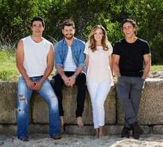 Who left and came back to Summer Bay this year 2016 - JUSTIN MORGAN, BRODY MORGAN, DR. TORI MORGAN AND MASON MORGAN: This year also saw the arrival of newcomers the Morgans, who came with plenty of secrets of their own.