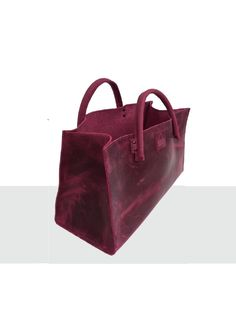 """Ledertasche kleiner """"Transporter"""" Vintage - Style ! handmade von Goldtaschen auf Etsy"""