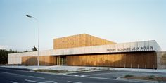 Ecole Jean Moulin – Montauban | W-Architectures