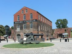 Tredegar Iron Works was a historic iron works in Richmond, Virginia. Opened in 1837, by 1860 it was the third-largest iron manufacturer in the U.S. During the Civil War, it served as the primary iron and artillery production facility of the Confederate States of America.