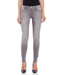 Dollhouse Grey Skinny Jeans