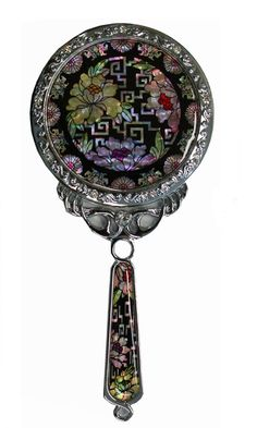 Mother of Pearl Butterfly Design  Makeup by MotherOfPearlShop, $29.00