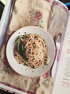 So exciting seeing some Rizopia recipes in the   cookbook - now, which one to make for dinner?