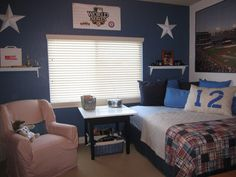 blue kids bedroom ideas