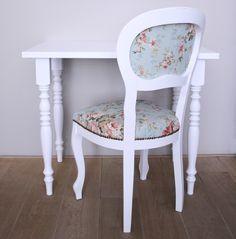 Brocante stoel #chair #DIY