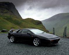 2002 Lotus Esprit V8.