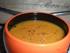 Soupe de lentilles corail thermomix, Recette Ptitchef