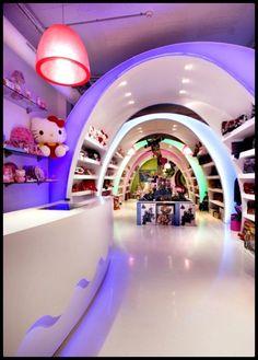 Toy Store | Retail Design | Store Interiors | Shop Design | Visual Merchandising | Retail Store Interior Design |