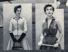 1952 fashion  www.vintageclothin.com
