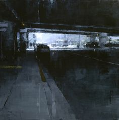 Jeremy Mann _ Under The Blue