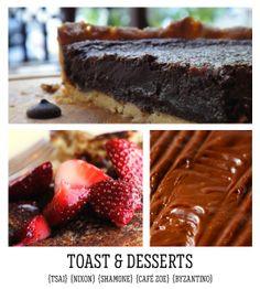 Desserts Athens
