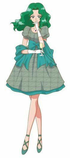 Michiru  #sailormoon