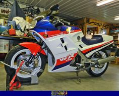 1986 Honda VFR 750 F