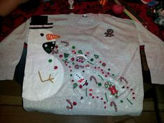 DIY Ugly Sweater!
