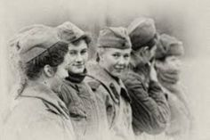 Женщины на войне .