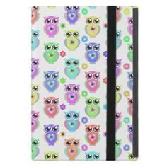 Monogram Pastel Owls Love Heart Floral pattern Case For iPad Mini in each seller & make purchase online for cheap. Choose the best price and best promotion as you thing Secure Checkout you can trust Buy bestDiscount Deals          	Monogram Pastel Owls Love Heart Floral pattern Case F...