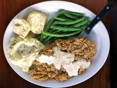 Southern-Style Chicken-Fried Steak from Serious Eats (http://punchfork.com/recipe/Southern-Style-Chicken-Fried-Steak-Serious-Eats)