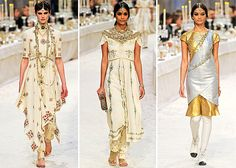 Chanel Indian High Fashion