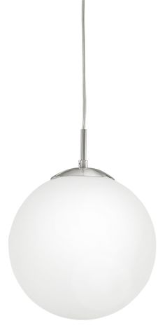 Lampa wisząca Eglo Rondo 1x60W E27 biała 85262