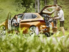 BMW Active Tourer Concept Car Pictures