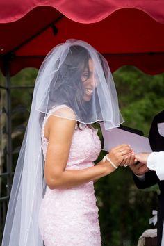 #BigDay #weddings # realweddings   Desiree & Maurice's Romantic Backyard Wedding Check more at http://www.bigday.io/2015/10/30/desiree-maurices-romantic-backyard-wedding/