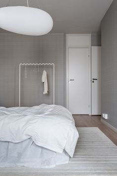 Another Fantastic Frank pic with a white Sine Collection Medium rail 〰 Kitchenette, Poisson D'avril Origami, Closet Bedroom, Master Bedroom, Diagrammes Origami, Deco Table, Wall Colors, Stockholm, Decoration