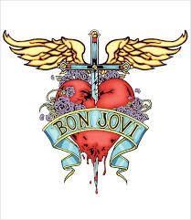Bon Jovi  Dagger in the heart