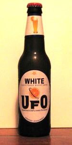 UFO White - Harpoon Brewery - Boston, MA - BeerAdvocate