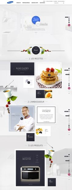 Nouvelles Invitations by Samsung by yul , via Behance