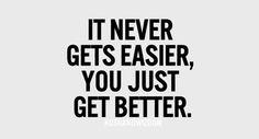 It Never Gets Easier, You Just Get Better. | JB'S Blog | Jordan Burroughs